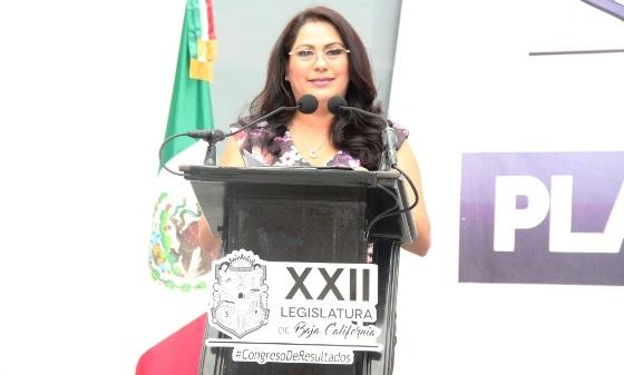 """Diputada Mónica Hernández """"La Chula"""" propuso la creación del Registro de Deudores Alimentarios"""