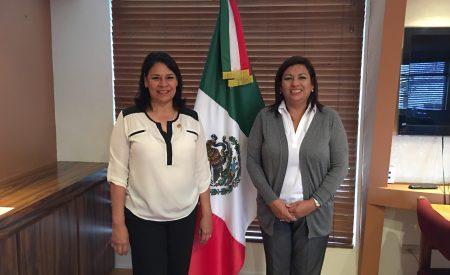 De la mano Alcaldesa y Diputada Federal en beneficio de Tecate