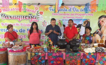 Llega a Tecate muestra cultural Oaxaqueña