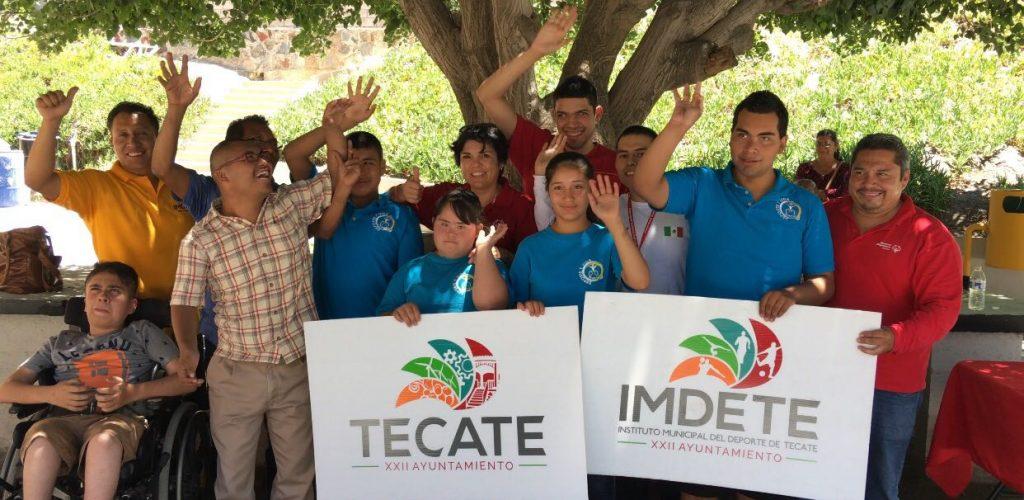Tecate sede de las Olimpiadas Especiales México 2017