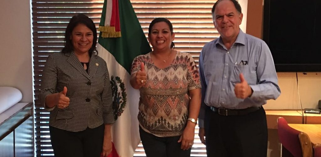 Coordinados diputados federales y Gobierno de Tecate