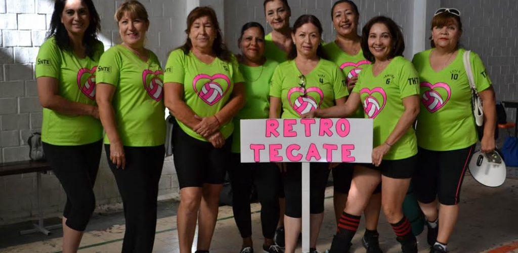 10 equipos participaron en el Torneo Estatal de Cachibol 2017 en Tecate