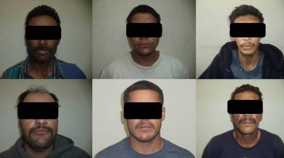 Operativo de la Policía Ministerial con el Ejército y la Marina en Tecate logra resultados