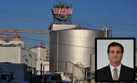 Nombra a Juan Carlos Cabada director de las cervecerías Heineken de Tecate y Navojoa