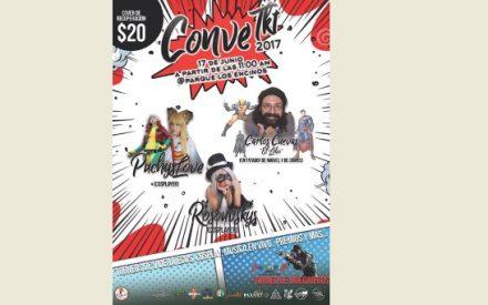 "IMJUVET invita a la ""Conve TKT 2017"""