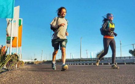 El Ultra Maratonista Eduardo Cooley Correrá 105 KM por los Niños de Casas Hogar