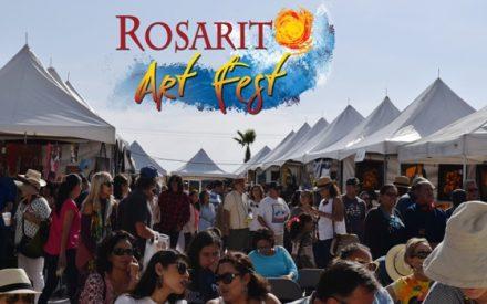 CEART recibe 12 mil visitantes en Rosarito Art Fest 2017
