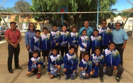 Atletas de Tecate representan a BC en Juegos Nacionales