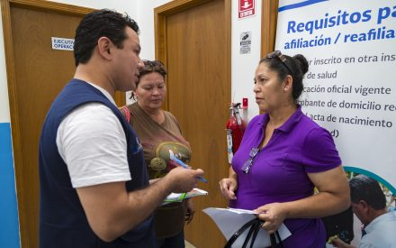 Invitan a afiliados del Seguro Popular a  solicitar apoyo de gestores médicos