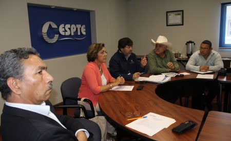 Sesiona Consejo Estatal Forestal en Tecate