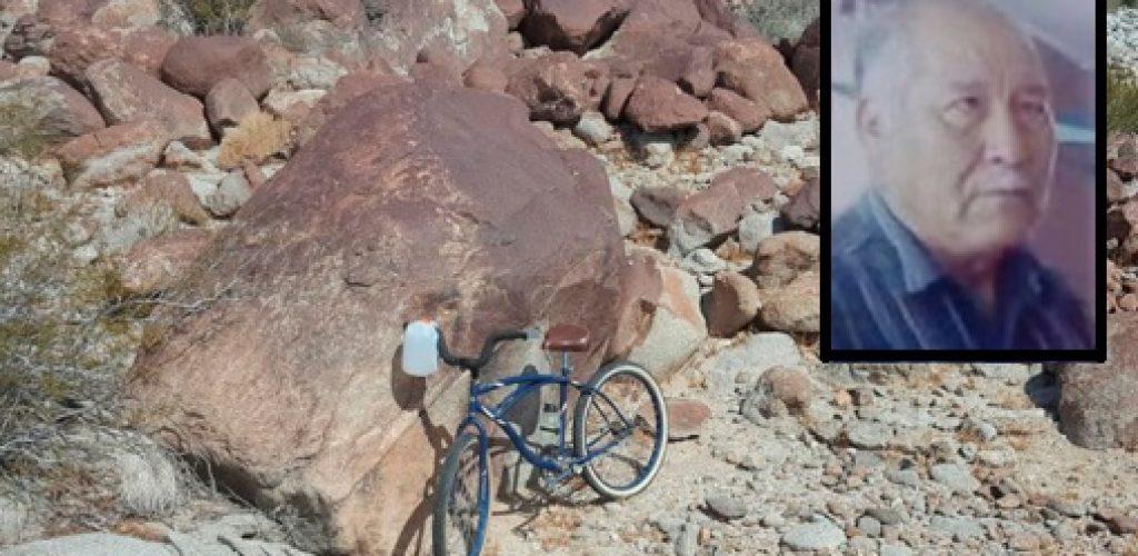 Muere ciclista extraviado en Laguna Salada