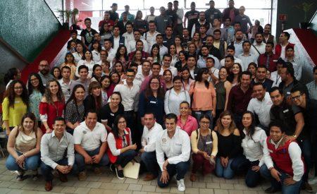 Jóvenes priistas de BC integran propuestas para la XXII Asamblea Nacional del PRI