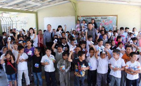 Nutriendo a niñas y niños DIF Tecate celebra el Día Mundial de la Leche
