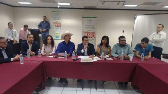 """4 Foros """"Gobernanza del Agua"""" 4 ciudades; Tecate 13 de junio"""