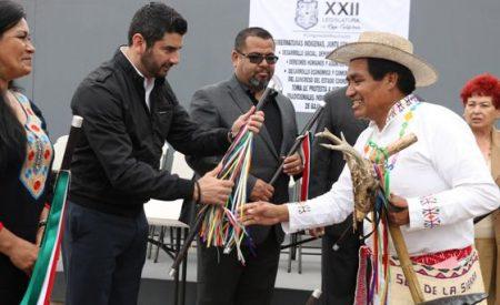 Total respaldo a las comunidades indígenas: Alejandro Arregui