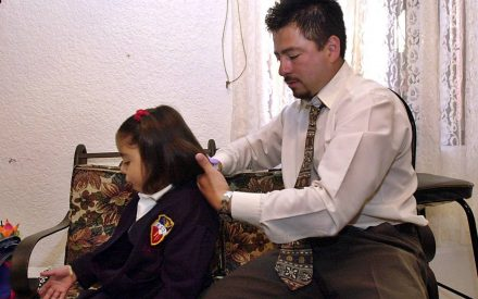 ¿Cuántos padres solteros hay en México?