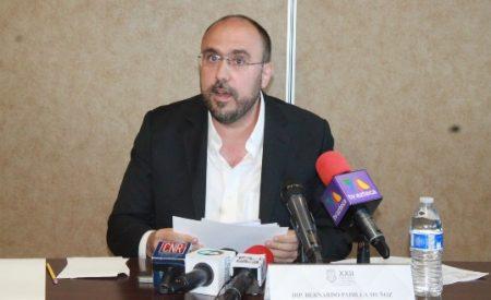 El PRI propuso ampliar la legítima defensa, pero no contempla el concepto de armas: Diputado Bernardo Padilla