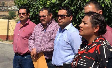 Reciben policías de Tecate homologación salarial correspondiente al 2016
