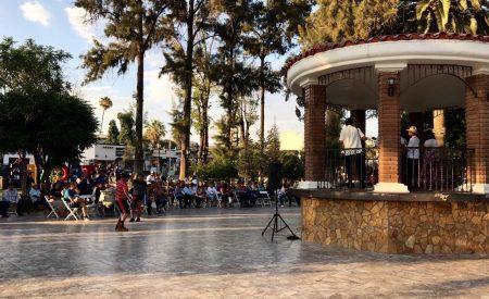 """Un éxito la segunda edición de """"Domingos en el Parque"""""""
