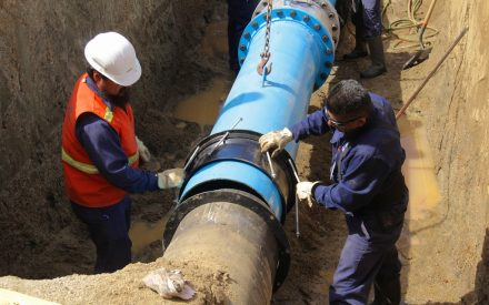 Aumenta cobertura de agua potable en la zona rural de Tecate