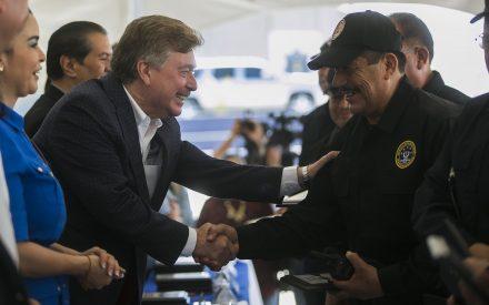 Reconoce Gobernador labor del Servidor Público Penitenciario en BC