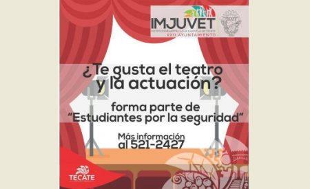 """Invitan a jóvenes a participar en el programa """"Estudiantes por la Seguridad"""""""