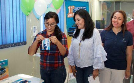 Inicia Gobierno del Estado entrega de boletos del Sorteo Comprometidos con el Agua en Tecate