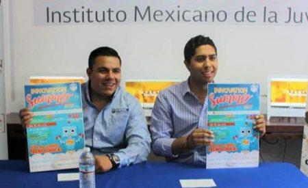 """Gobierno del Estado invita a participar en el Taller de Verano """"Innovation Summer 2017"""""""