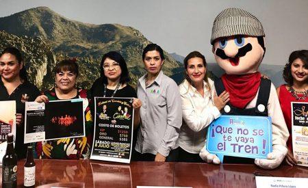 Presentan calendario de eventos a celebrarse en Tecate