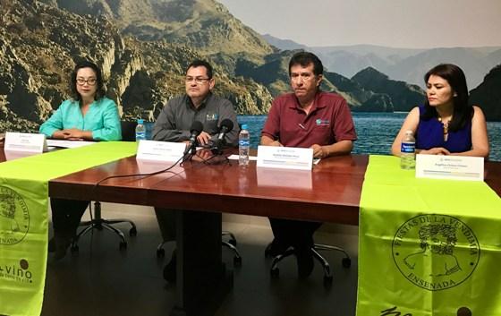 Presenta Gobierno del Estado calendario de eventos a celebrarse en Ensenada