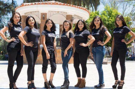 En rueda de prensa llevada a cabo en el parque Miguel Hidalgo bajo la coordinación del Instituto Municipal de la Juventud (IMJUVET), fueron presentadas este día las 8 candidatas competir por la corona del certamen Reina de la Feria Tecate en Marcha 2017.