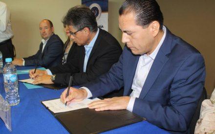 Firman SSPE y CCSP acuerdo para ciudadanizar evaluación policial