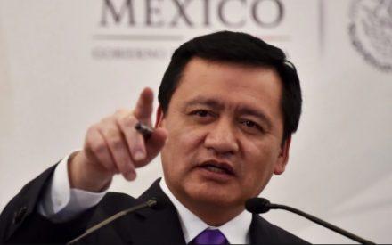 Osorio Chong visitará Baja California por inseguridad
