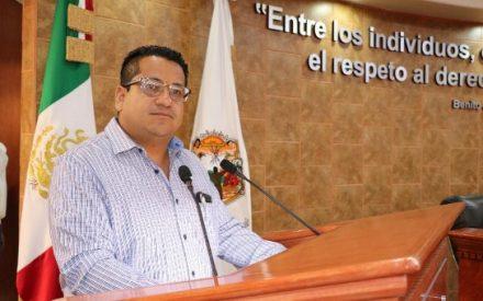 Propone Benjamín Gómez reforma a Ley para la Prevención Social de la Violencia y la Delincuencia