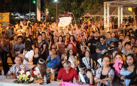 Cerca de 12 mil personas en el inicio de la Feria Tecate en Marcha