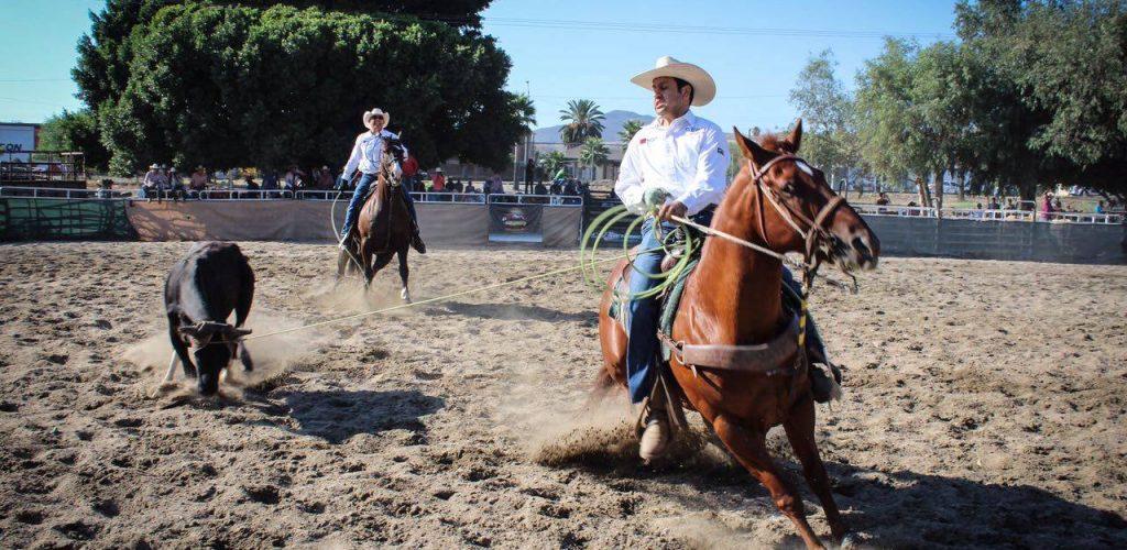 Todo un éxito primer etapa del Rodeo de la Feria Tecate en Marcha