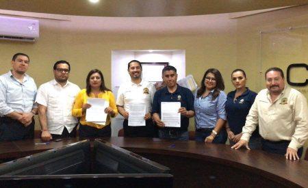Cede Gobierno de Tecate ante exigencia de sindicalizados