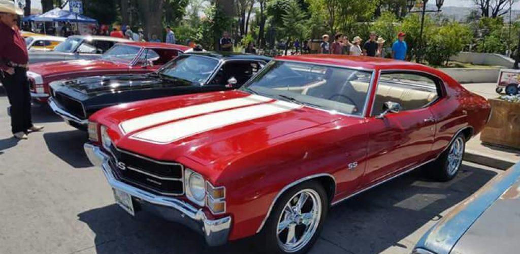 Exhiben Autos Clásicos en Tecate en beneficio de la Fundación Lucero