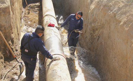 Anuncia CESPTE suspensión de agua en el este de Tecate