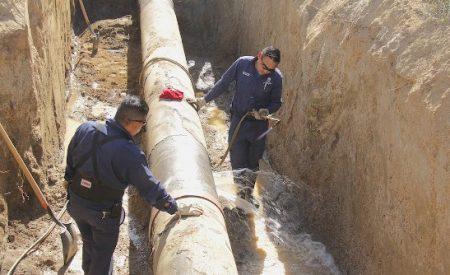 Suspensión de agua en el Este de Tecate: CESPTE