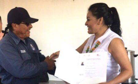 Obtienen certificación nacional empleados de CESPTE