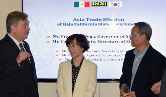 Alcanza Baja California el 3er lugar Nacional en captaciónde Inversión Extranjera Directa