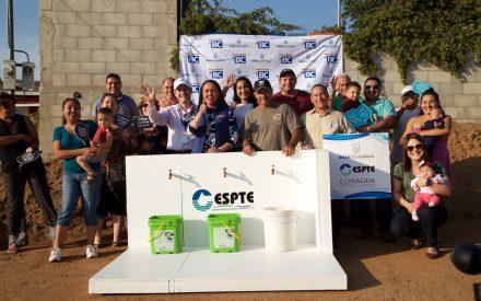 Fortalecen infraestructura de agua en zona rural de Tecate