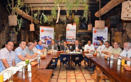 Unen esfuerzos constructores de Ensenada, Tijuana, Rosarito y Tecate