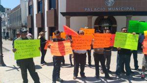 Burócratas responden a Gobierno Municipal