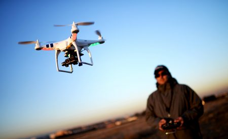 """Trabaja la SCT en la regulación de """"drones"""""""