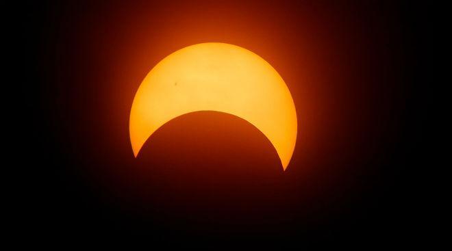 En México, el Eclipse de Sol se apreciará de forma…