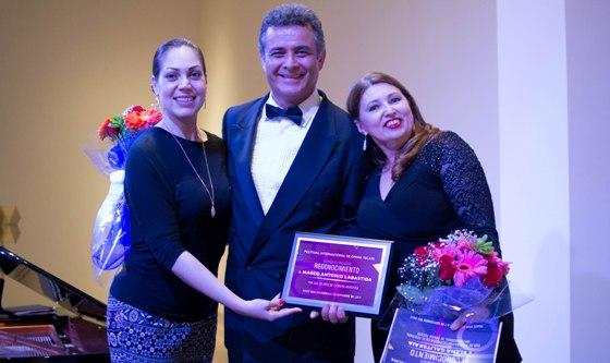 Con concierto de gala inició el Festival Internacional de Ópera en Tecate