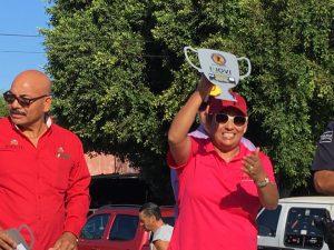 En el pueblo mágico concluyó 8va. etapa de Copa Estatal de Ciclismo