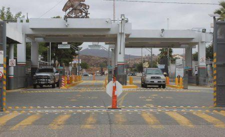 Toman medidas ante posible incremento de vehículos por la Garita de Tecate